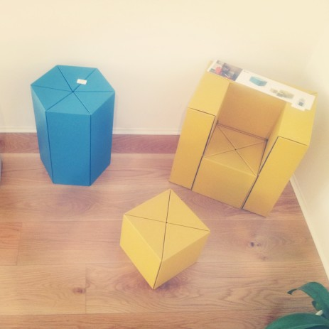 Safe Children furniture by Riki Watanabe