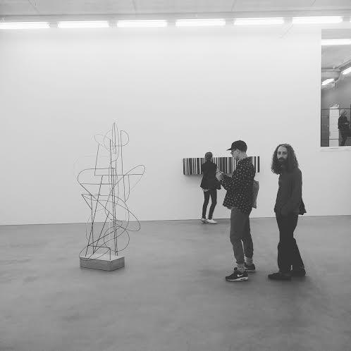 Matthias Bitzer at Almine Rech Gallery