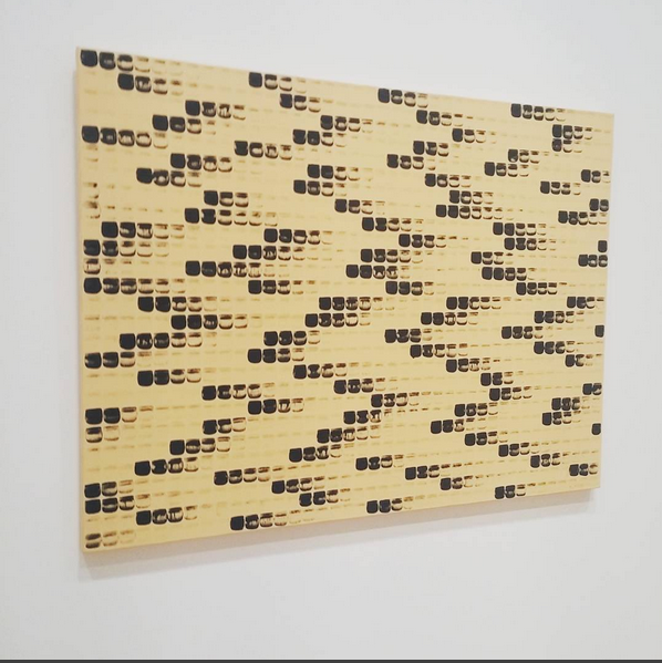 Lee Ufan at Pace Gallery