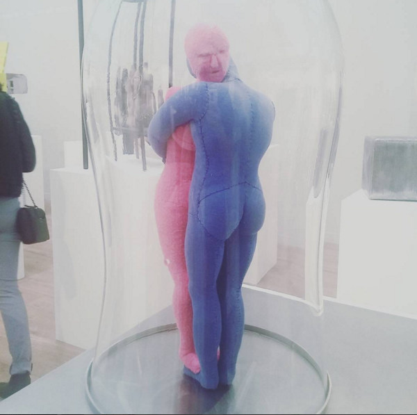 Louise Bourgeois at Hauser & Wirth