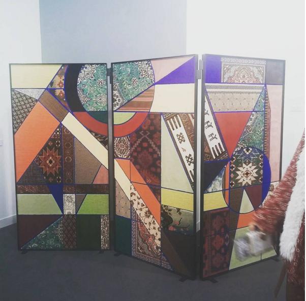 Nevin Aladag at rampa Gallery