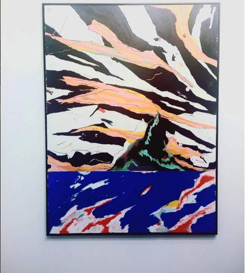 Harold Ancart at Clearing Gallery