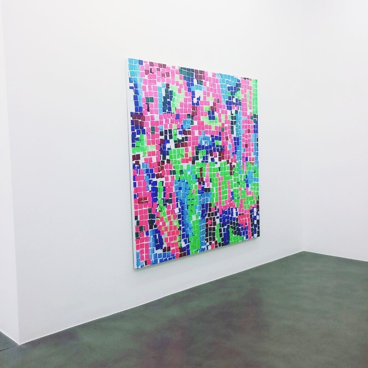 Heimo Zobernig at Simon Lee Gallery