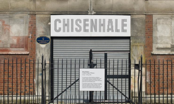 Photograph: Commissioned by Chisenhale Gallery. Courtesy of the artist. Photo: Andy Keate.