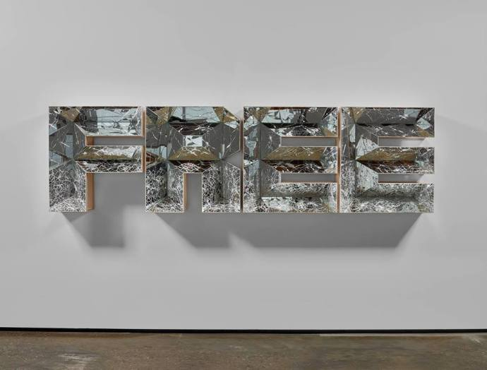 "Doug Aitken ""Free"", 2016. Courtesy of Victoria Miro Gallery."